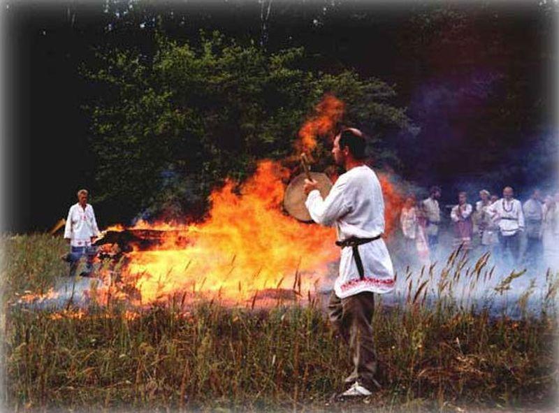 Погребальный культ древних славян