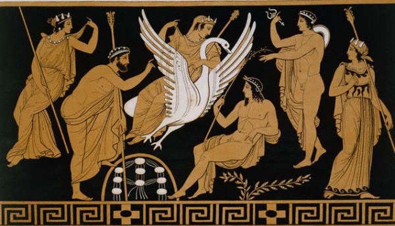 правильно плести греческая миф и архетипы выбирать рыбу средних